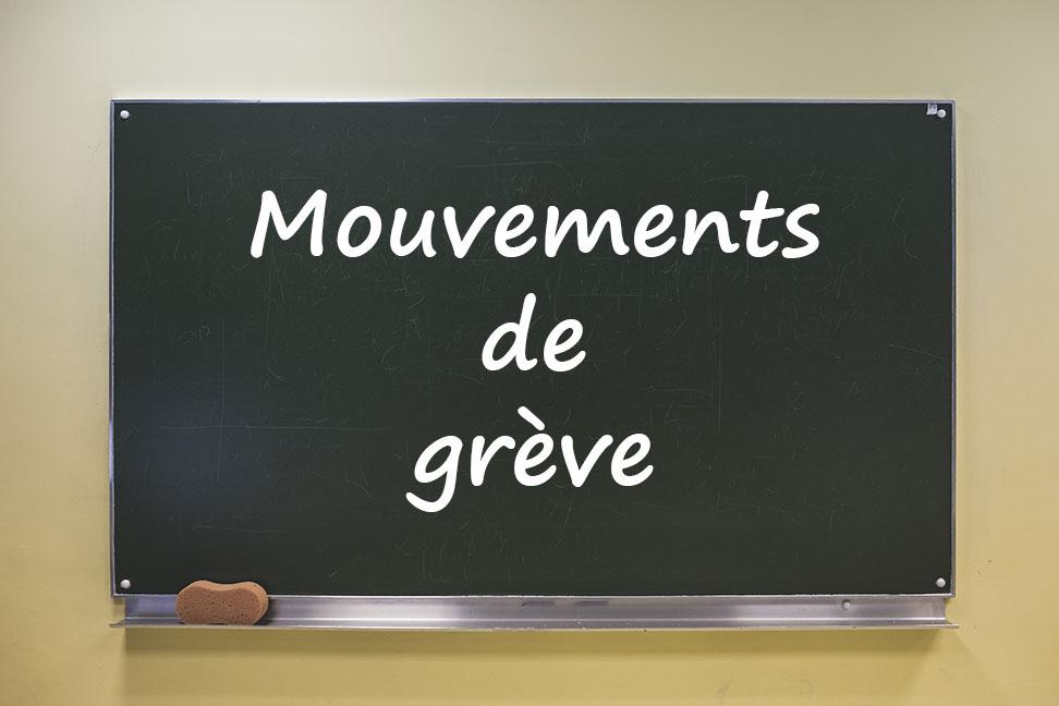 Mouvement de grève annoncé pour le vendredi 14