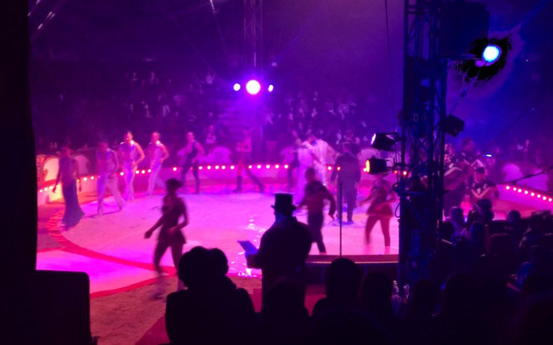 Saint-Nicolas avait offert à chaque élève du primaire une place pour le Cirque Européen.