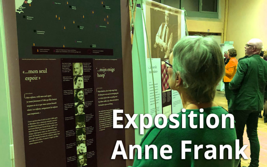 Exposition Anne Frank