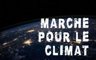 Marche pour le climat lettre aux parents