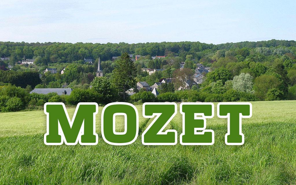 Les élèves de M3 et P1 sont bien arrivés à Mozet