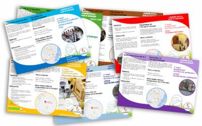 Découvrez les différentes options de l'Athénée Royal Agri Saint-Georges