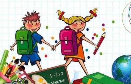 Rentrée scolaire 2020-2021 au Fondamental