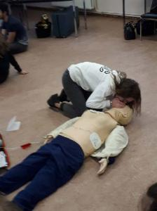 Réanimation cardio pulmonaire