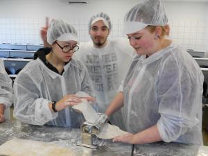 Atelier culinaire chez Epicuris